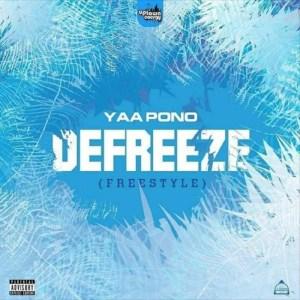 Defreeze by Yaa Pono