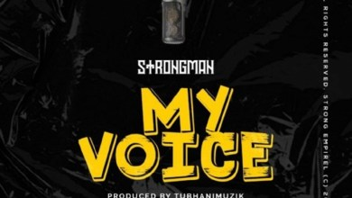 Photo of Audio: My Voice by Strongman