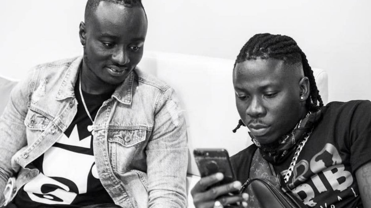 """DJ Justice releases official mix for Stonebwoy's """"Anloga Junction"""" album"""