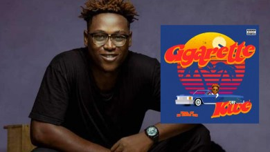 Kwé continues music journey with 'Cigarette'