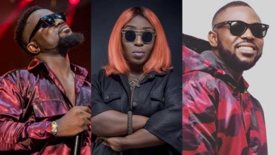Yaa Pono joins Sarkodie to hail Eno Barony in beef with Freda Rhymz & Sista Afia