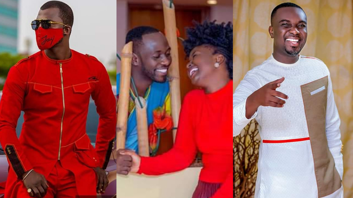 Test your spouse before marrying - Okyeame Kwame tells Joe Mettle, Jay Ray