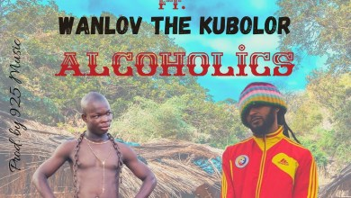 Photo of Audio: Alcoholics by Ay Poyoo feat. Wanlov The Kubolor