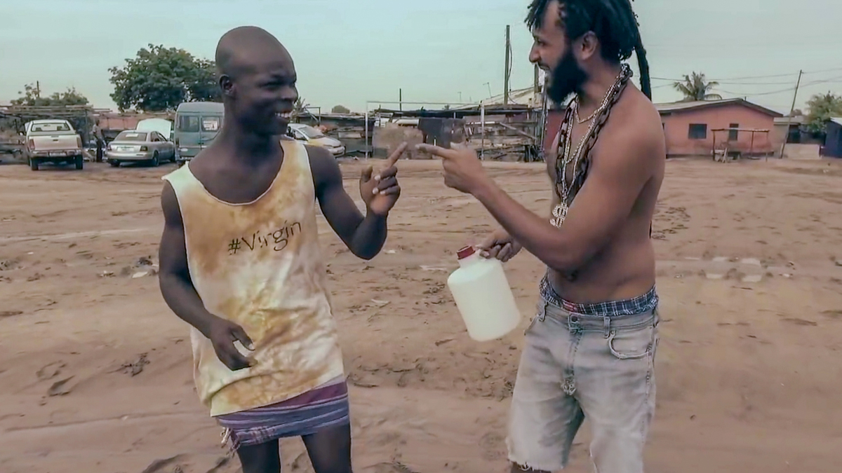 Alcoholics by AY Poyoo feat. Wanlov The Kubolor