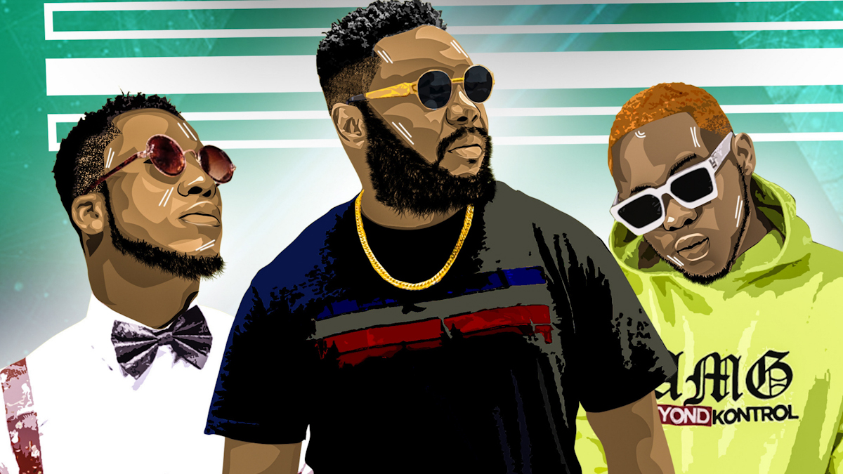 Say a prayer with Kaash's new song featuring Medikal