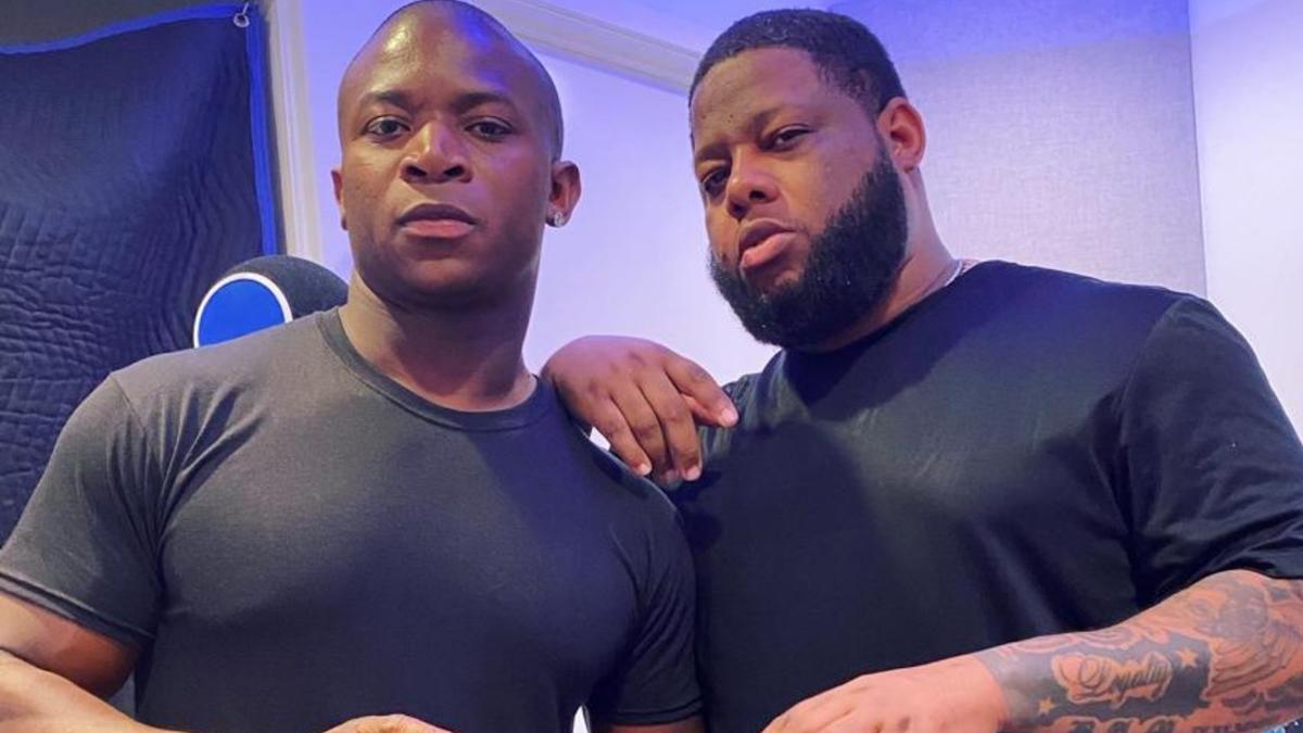 D-Black hosts OT Genasis on new Afrobeat banger - Exclusive Photos!