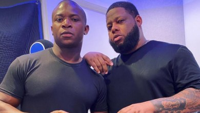 Photo of Exclusive Photos! D-Black meets US rapper OT Genasis