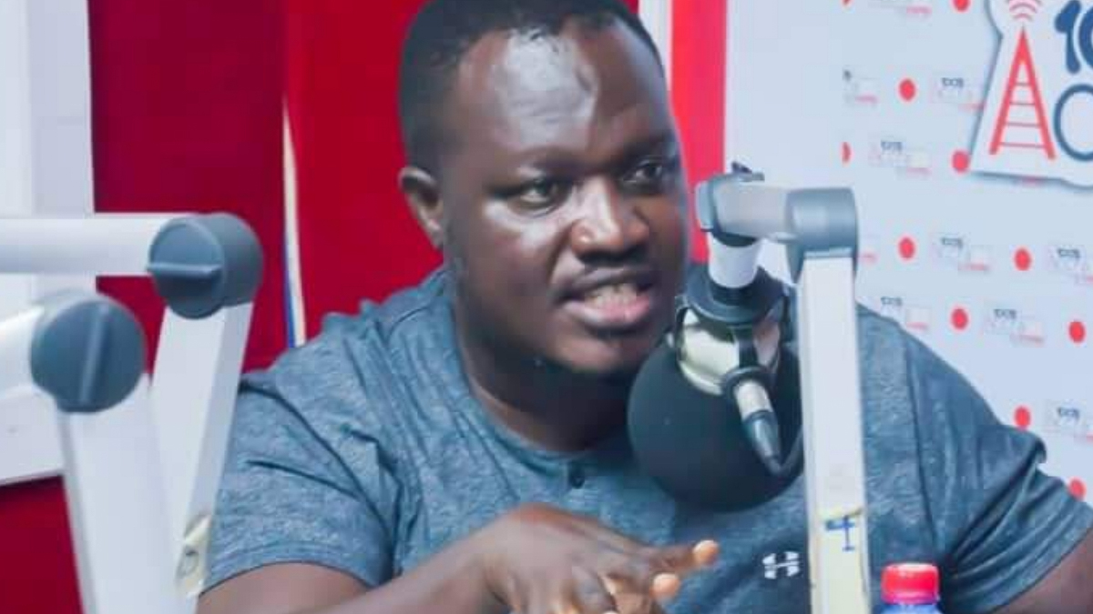 Pain from the past; the present state of our industry - Enock Agyepong