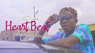 Photo of Video: Heartbeat by Natty Lee feat. Sista Afia