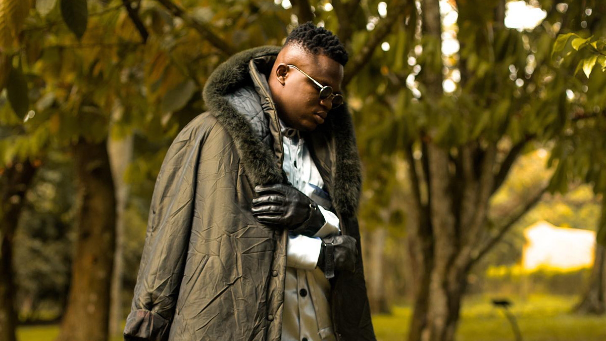 KobbySalm hosts top Nigerian act, Okey Sokay on; 'Jejeli'