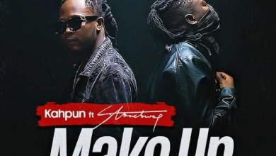 Photo of Lyrics: Makeup by Kahpun feat. Stonebwoy