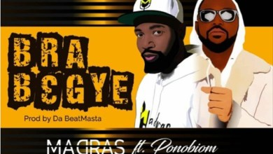 Photo of Audio: Bra Begye by Madras feat. Yaa Pono