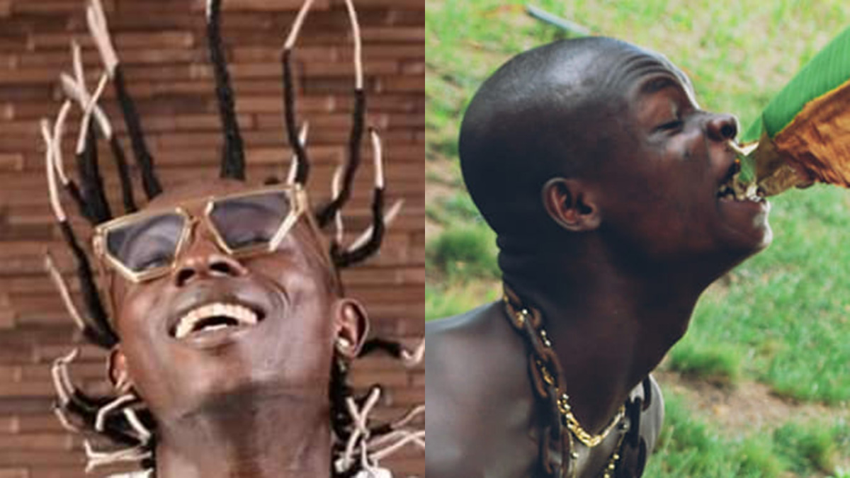 It's the collaboration of the Year! Patapaa ft. AY Poyoo; My Lady