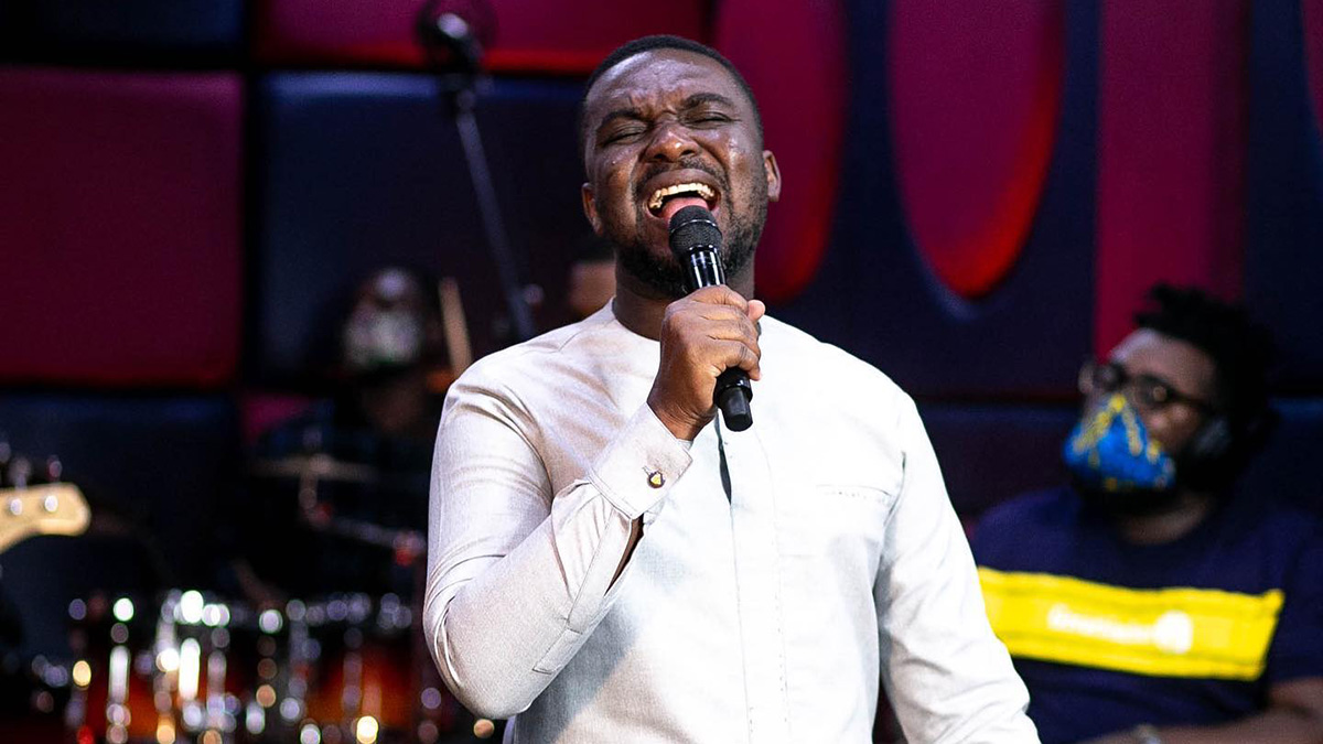 Joe Mettle leads us into 'The Secret Place' this Sunday with; Yesu Mo