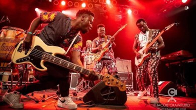 Photo of Santrofi makes Ghana proud, tops European World Music Charts with; Alewa