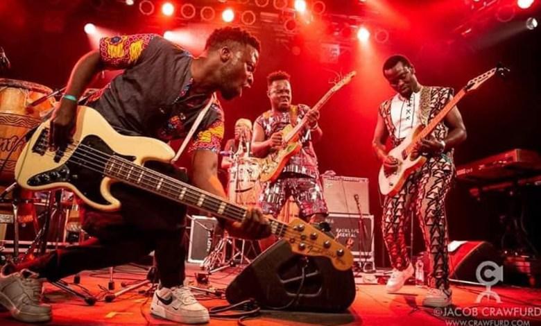 Photo of Santrofi makes Ghana proud, tops European World Music Charts with; Alewa