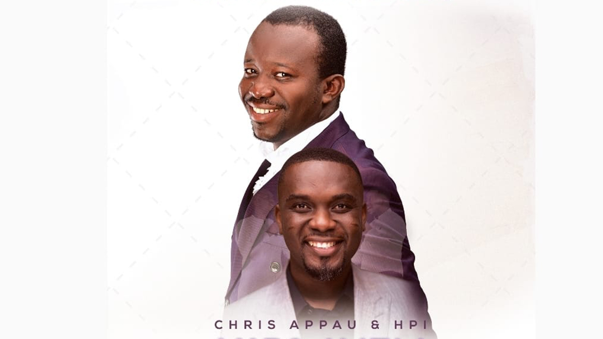 Chris Appau inspires thanksgiving in visuals for; Akpe Kataa