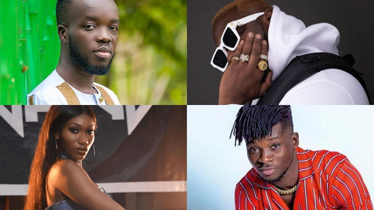 2020 Ghanaian wedding songs