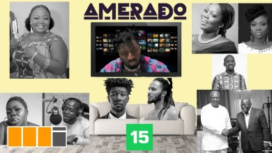 Amerado dissects trending issues on Yeete Nsem EP. 15