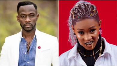 Photo of Mijay hailed by Okyeame Kwame after Miss Ghana delivery