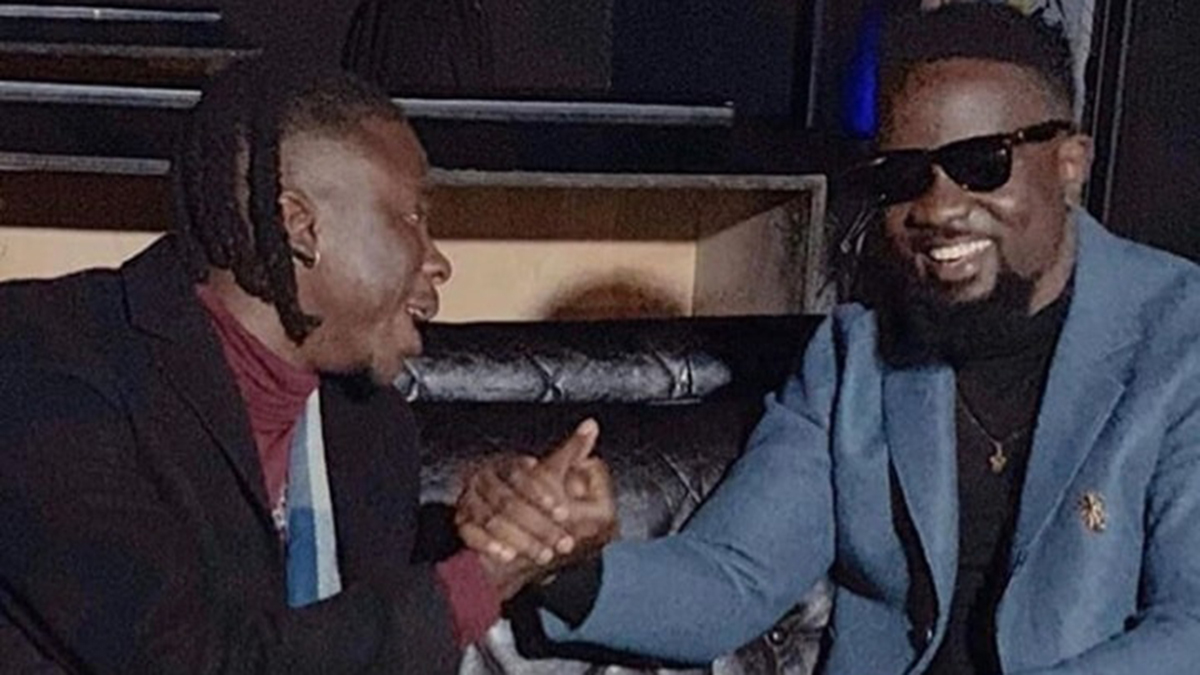 Stonebwoy went overboard; he has no idea what I go through at his concerts - Sarkodie