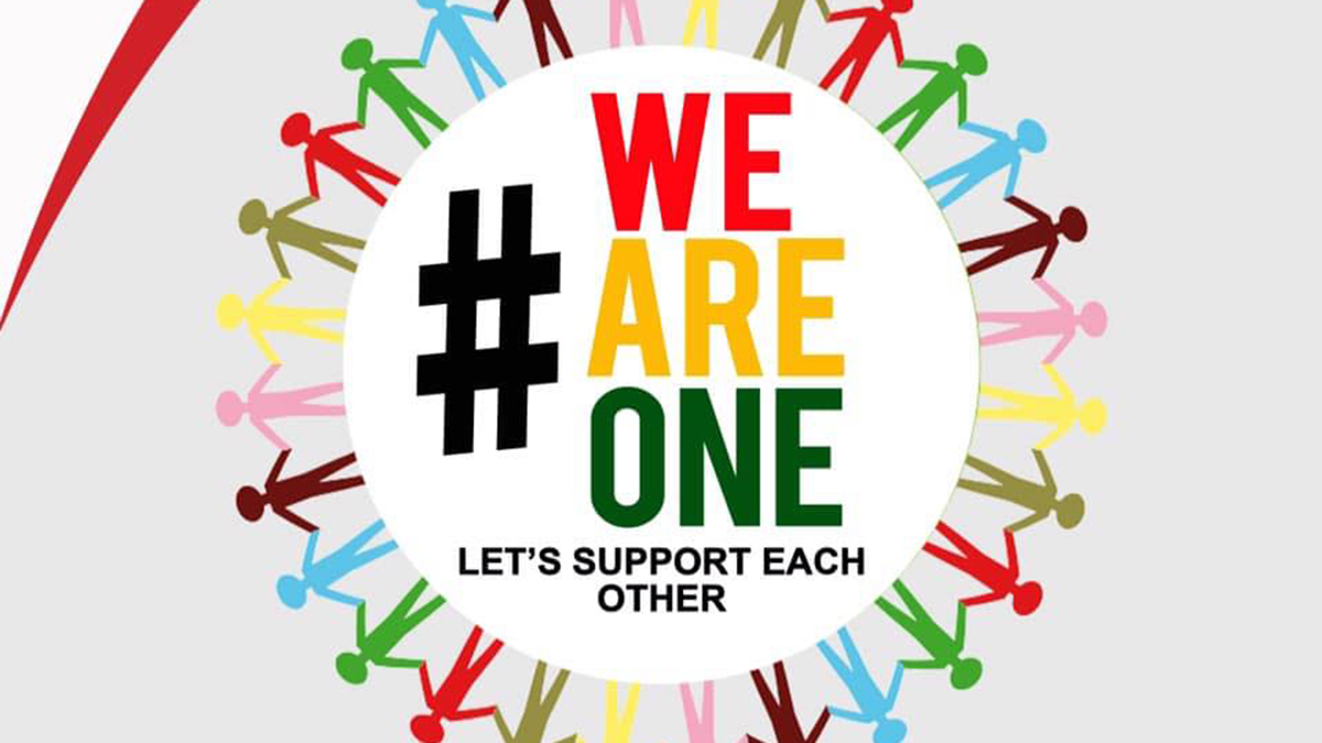 Rose Adjei joins other promising acts for #WeAreOne virtual concert tonight!