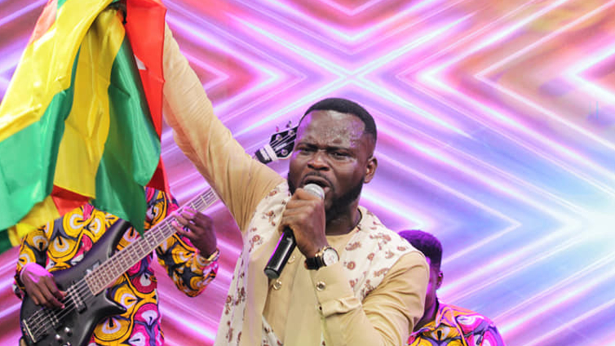 SK Frimpong's 'Jama Praise' secures 5 nominations in 2020 Western Music Awards