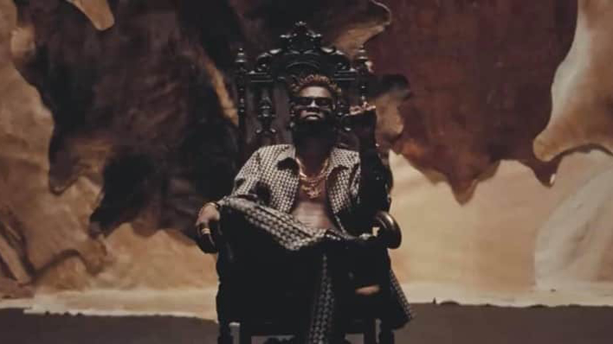 The Shatta Wale assisted 'Black Is King' tops Billboard poll