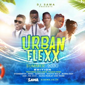 Urban Flexx Summer 2020 by DJ Sawa