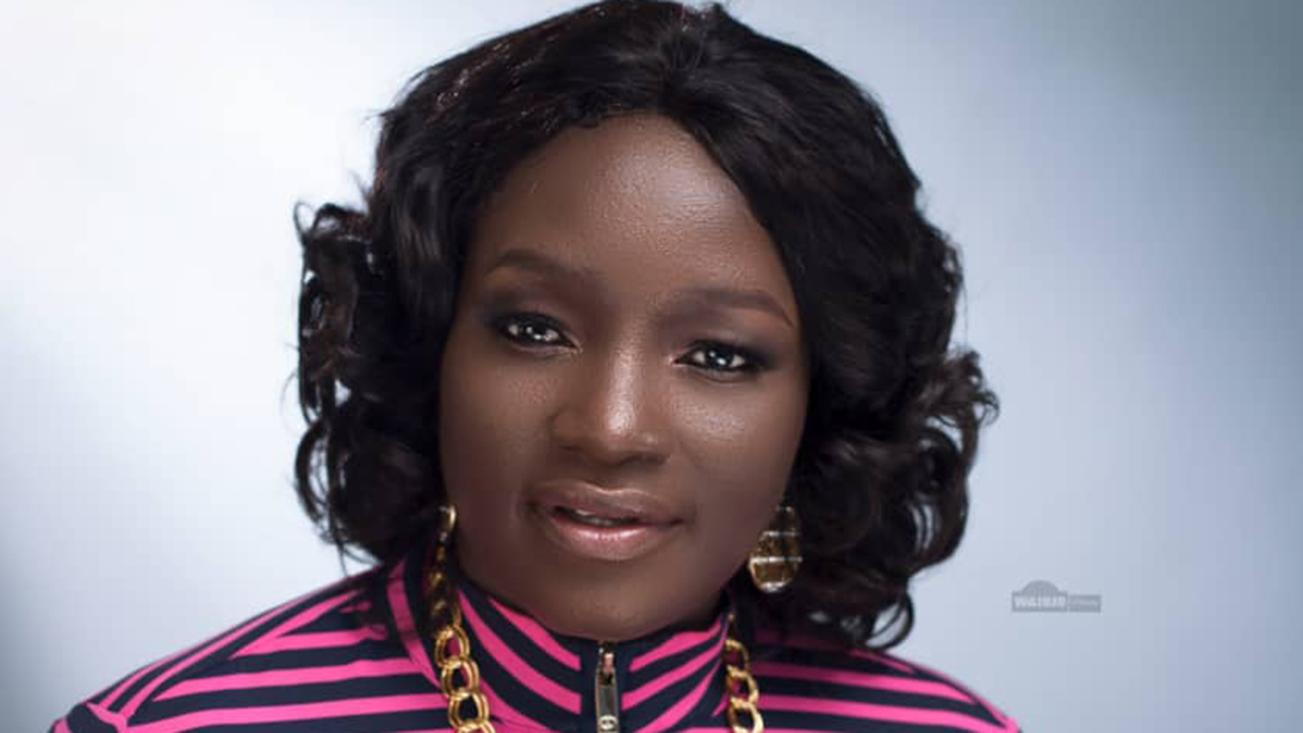 Gospel act Gifty Hammond in race for Ayawaso Central seat