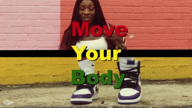 Photo of Video: Move Your Body by J.Addo