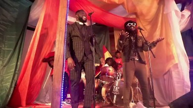 Photo of Video Premiere: Gye Diee by Ras Kuuku feat. MOGMusic