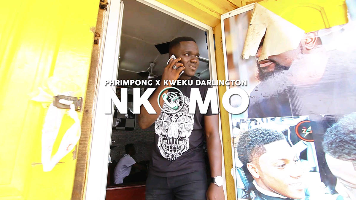 Phrimpong secures Kweku Darlington for new tune; Nkomo
