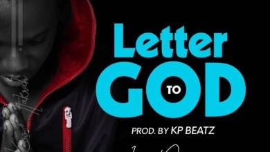 Letter To God by Koo Ntakra