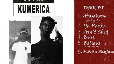 Photo of EP: Straight Outta Kumerica by O'Kenneth & Reggie