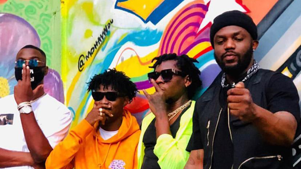 Omar Sterling announces a hat trick of releases from R2Bees camp
