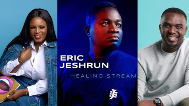 Eric Jeshurun hosts Irene Logan, Joe Mettle, others on new album; Healing Stream