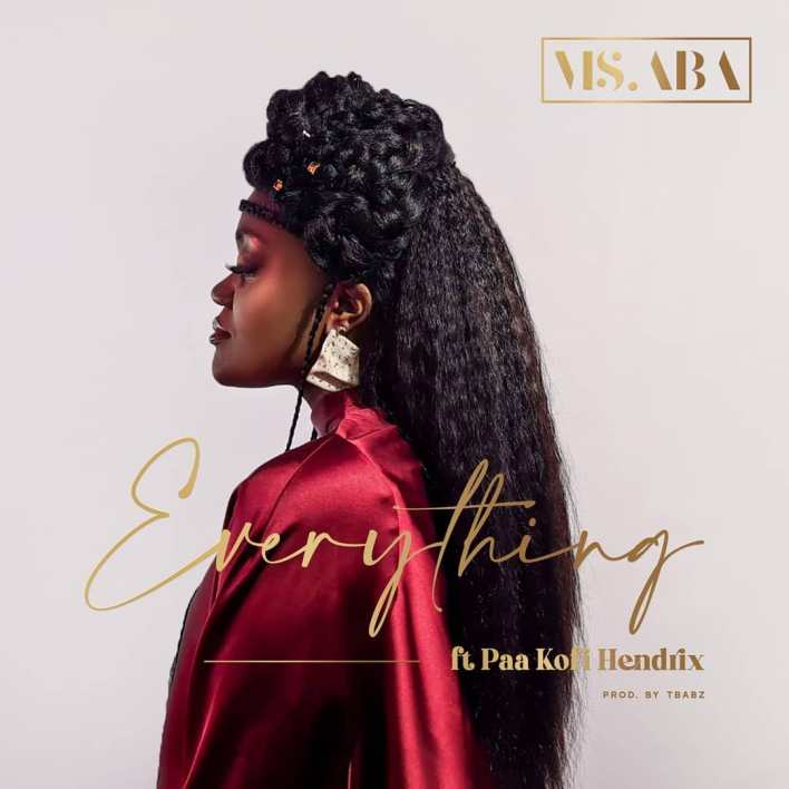 MS.ABA drops Afro-funk inspired record