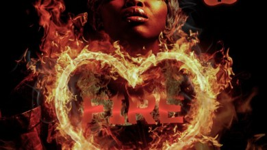 Fire by Lady Jay