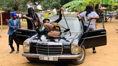 LilWin turns Kwesi Arthur, Fameye, DopeNation, Michy, others into actors
