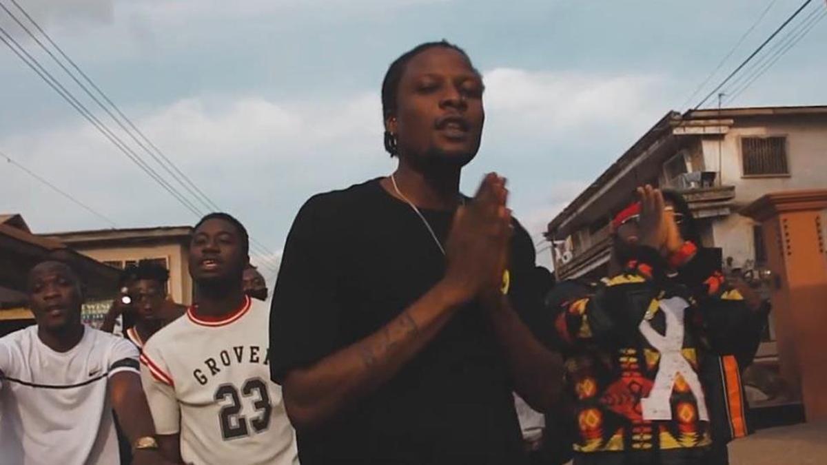Maswud Junior croons in audiovisual for; Kontonkyi