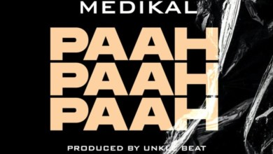 Photo of Audio: Paah Paah Paah by Medikal