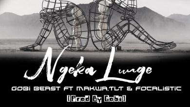 """Gobi Beast releases new single """"Ngeka Lunge"""""""