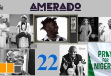 Photo of Shatta Wale & DR. UN feat. on Amerado's Yeete Nsem EP. 22