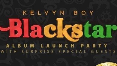 Watch Kelvyn Boy's Blackstar album launch party