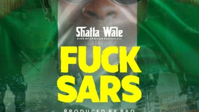 Photo of Audio: Fvck Sars by Shatta Wale