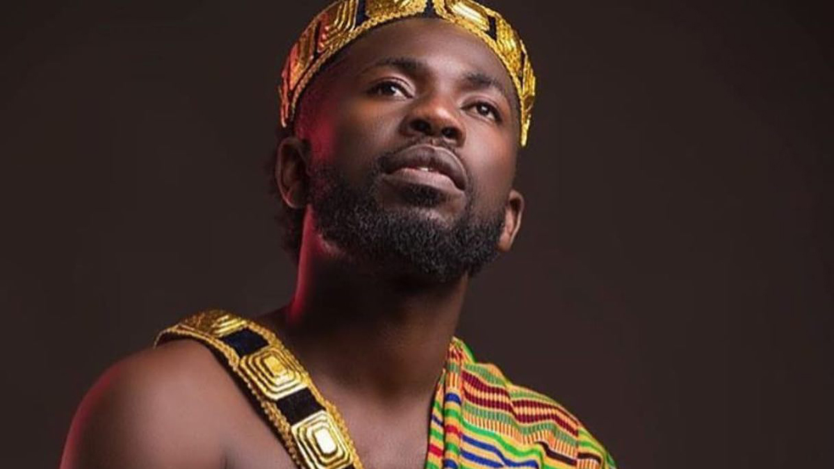 Bisa Kdei opens up on striking music deal with Netflix' Jingle Jangle