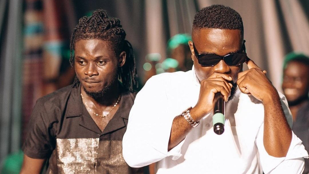 Happy Day by Sarkodie playlisted on YouTube's 'Afrobeats Now'