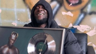 Stormzy goes platinum for the 2nd time; signs unto Def Jam UK headed by Ghanaian twins!
