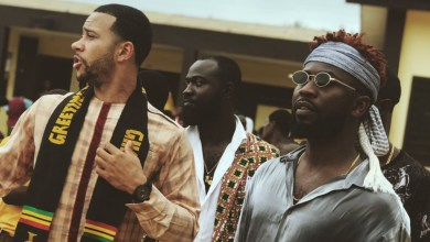 Memphis Depay debuts Heavy Stepper EP, Bisa Kdei features on it